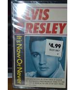 ELVIS PRESLEY It's Now Or Never Cassette Tape  NEW & STILL SEALED - $8.96