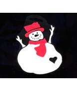 Snowman Stamp - $8.88