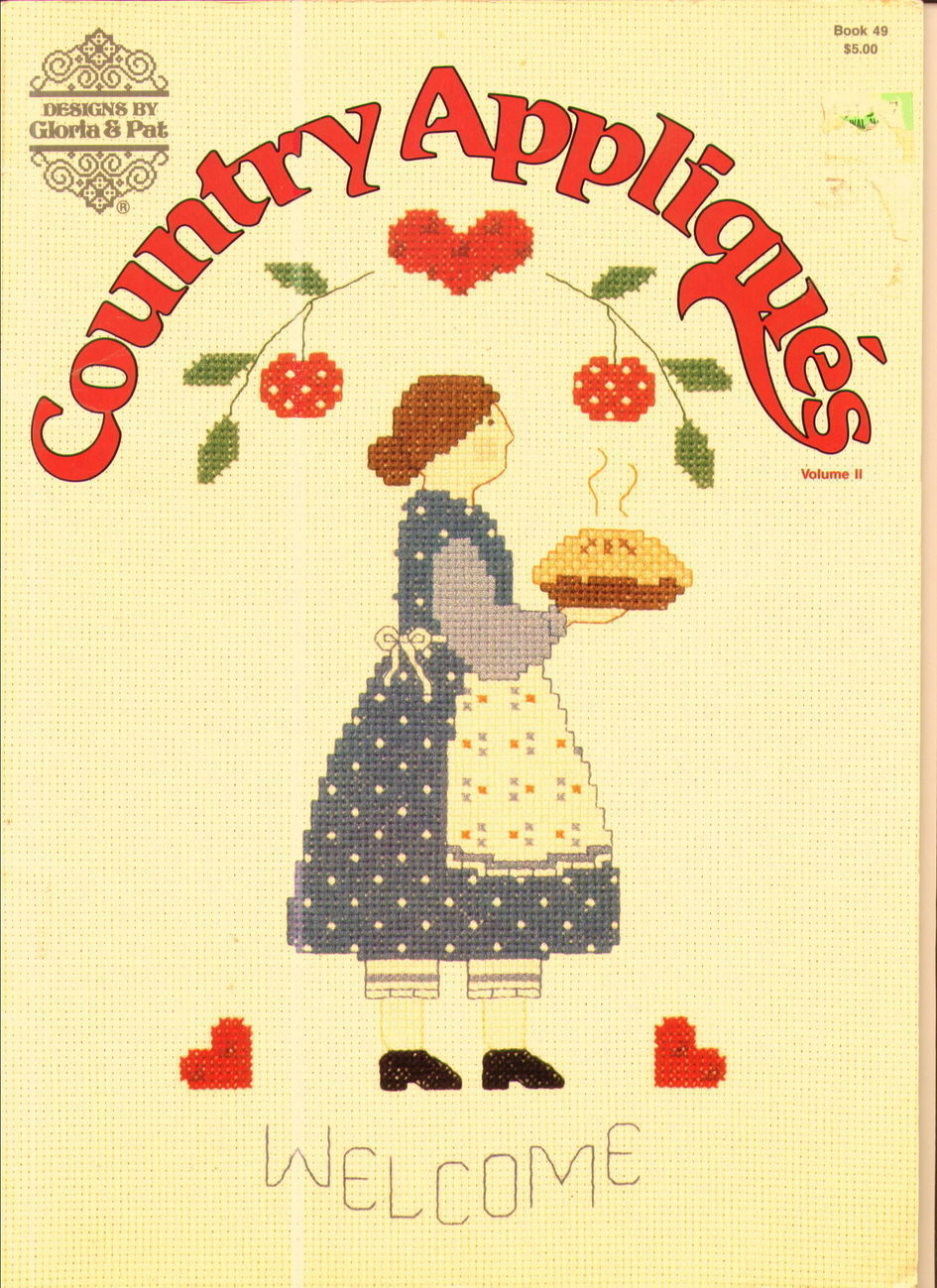 Country appliques