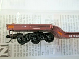 Micro-Trains # 10900171 Norfolk Southern Heayweight Depressed-Center Flat Car N image 2