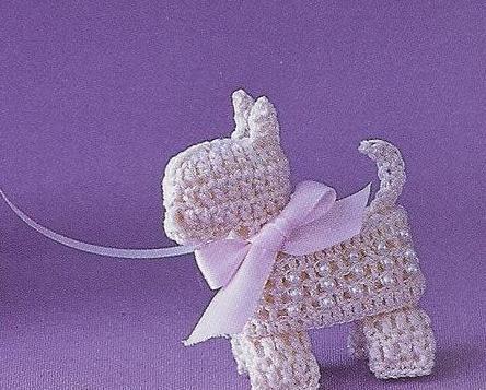 Roaring 20's Lady Thread Crochet Pattern~OOP~RARE