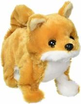 Baby Shiba moving plush toy gift - $15.75