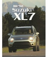 Road & Track GUIDE to the SUZUKI XL7 magazine 2007 XL-7 - $8.00