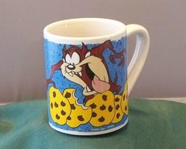 Looney Tunes Tazmanian Devil Cookies 12 Oz Coffee Mug VGC - $8.00