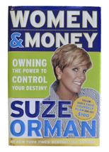 Women & Money by Suze Orman Hardcover Like New 2007 - $6.00