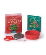 The Mini Merry Berry Bonsai Kit (Miniature Editions Kit - Book Gift - $14.99