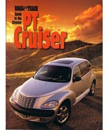 Road & Track GUIDE to the CHRYSLER PT CRUISER magazine 2001 - $8.00