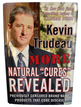 """Natural """"Cures"""" Revealed by Author of Natural Cures they don't want you ... - $7.20"""