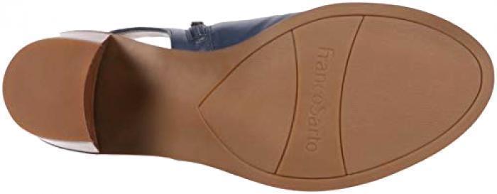 Franco Sarto Women's Hollow 100% Leather Pump - Choose SZ/Color