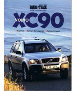 Road & Track GUIDE to the VOLVO XC90 magazine 2003 XC 90 Cross Country - $8.00