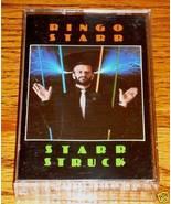 RINGO STARR STARR STRUCK CASSETTE ~ 1989 - $39.59