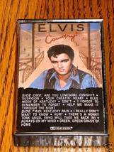 ELVIS COUNTRY STEREO CASSETTE - $34.64