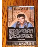 ELVIS COUNTRY STEREO CASSETTE ~ 1984 - $48.51