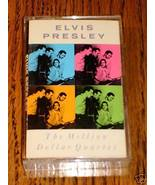 ELVIS PRESLEY The Million Dollar Quartet CASSETTE - $39.59