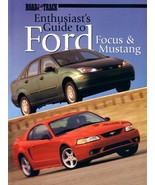 Road & Track Enthusiast's Guide to FORD FOCUS and MUSTANG magazine 2000 SVT - $6.00