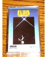ELVIS PRESLEY MOODY BLUE CASSETTE - $49.49