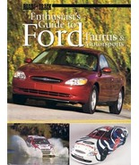 Road & Track Enthusiast's Guide to FORD TAURUS and MOTORSPORTS magazine ... - $7.00