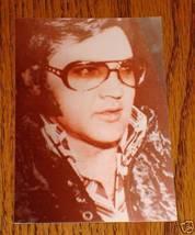 "Elvis Presley Colored Photo 3 1/2"" x 5""  on Kodak Paper - $19.79"