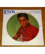 ELVIS ~ A LEGENDARY PERFORMER VOL 3 ~ PICTURE DISC STILL FACTORY SEALED ... - $98.01