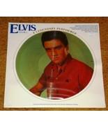 ELVIS A LEGENDARY PERFORMER VOL 3 PICTURE DISC SEALED ! - $98.01