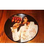 ELVIS PRESLEY Pictures of Elvis PICTURE DISC - $74.24