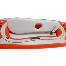BRIS Inflatable High Pressure Kayak Canoe Boat One Person image 12