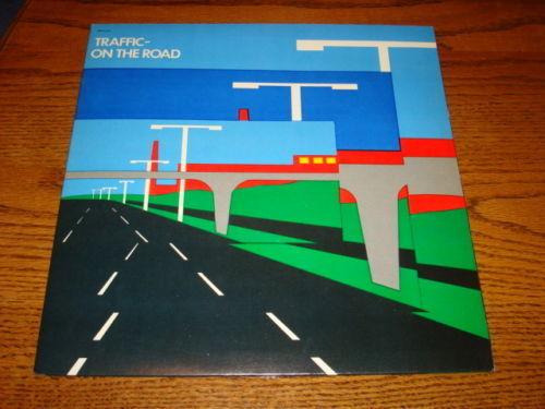 TRAFFIC ON THE ROAD ORIGINAL LP