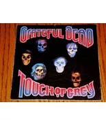 GRATEFUL DEAD TOUCH OF GRAY 45 RPM GRAY COLORED VINYL - $123.75