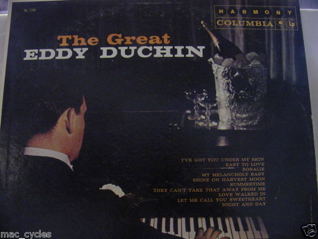 THE GREAT EDDY DUCHIN LP