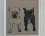 French bulldog art note cards pardon my french by cori solomon thumb155 crop