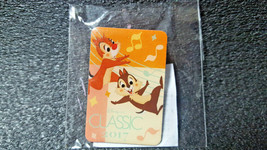 Disney on Classic Japan 2017 Chip and Dale Pin Super  Rare Goods - $43.01