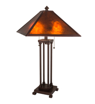 """28"""" High Mission Prime Table Lamp - $477.00"""