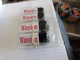 Winston Cigarette Lighters , Vintage , New/Old Inventory , Lot of 10 - $74.25