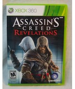 Assassin's Creed REVELATIONS Xbox 360 VIDEO GAME - $14.85