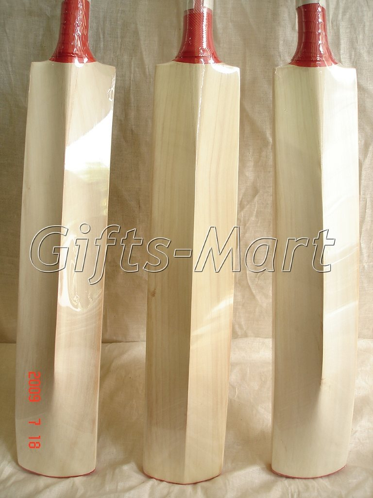 3 x Custom Made English Willow Cricket Bat, Fine Grade willow Lowest Price