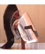 300 King movie Spartan Helmet Medieval larp helmets, Greek Leonidas Armo... - $96.00