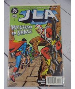 JLA #20 (Jul 1998, DC) Mystery in Space Bagged and Boarded - C1186 - $2.49
