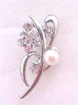 Affordable for Bridesmaid Gifts Freshwater Pearls Wedding Brooch - $10.13