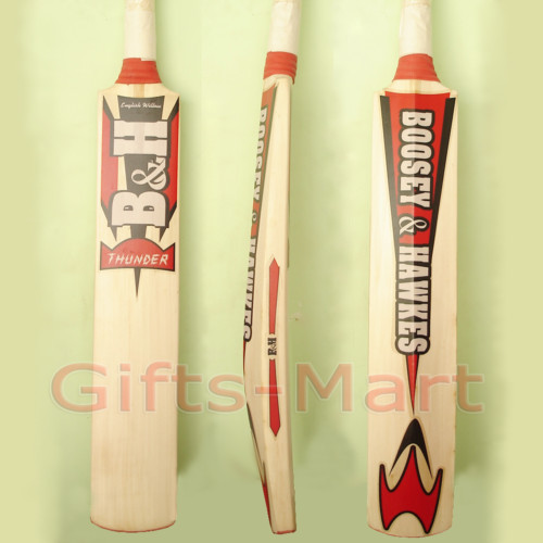 English Willow Cricket Bat  Boosey & Hawkes +FreeExtras, Low Price, High Quality
