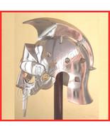 GLADIATOR HELMET Roman Greek Armor MAXIMUS Helmets, Hot New Year Xmas Gi... - $36.25