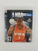 NBA 08 Featuring Games of the Week (Sony PlayStation 3, 2007) PS3 Complete - $5.99