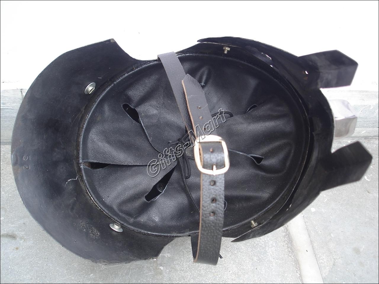 Gladiator Maximus Helmet, Roman Helmets +free Leather Inner Liner, Xmas Gift,