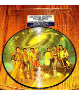 OFFICIAL JACKSONS VICTORY PICTURE DISC LP - $147.51