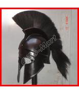 Greek Corinthian Helmet Medieval Military Armor Helmets, Military Armor ... - $43.00