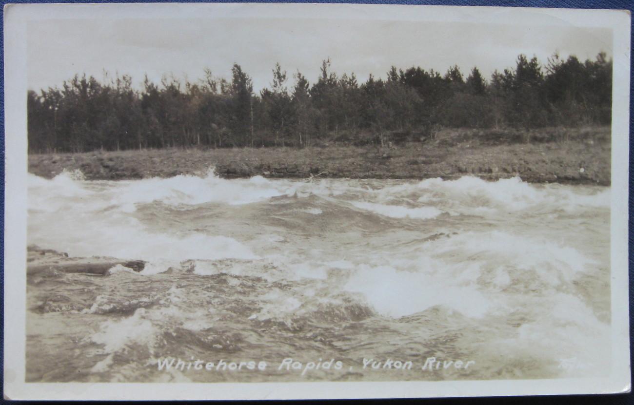 Whitehorse rapids 1 1