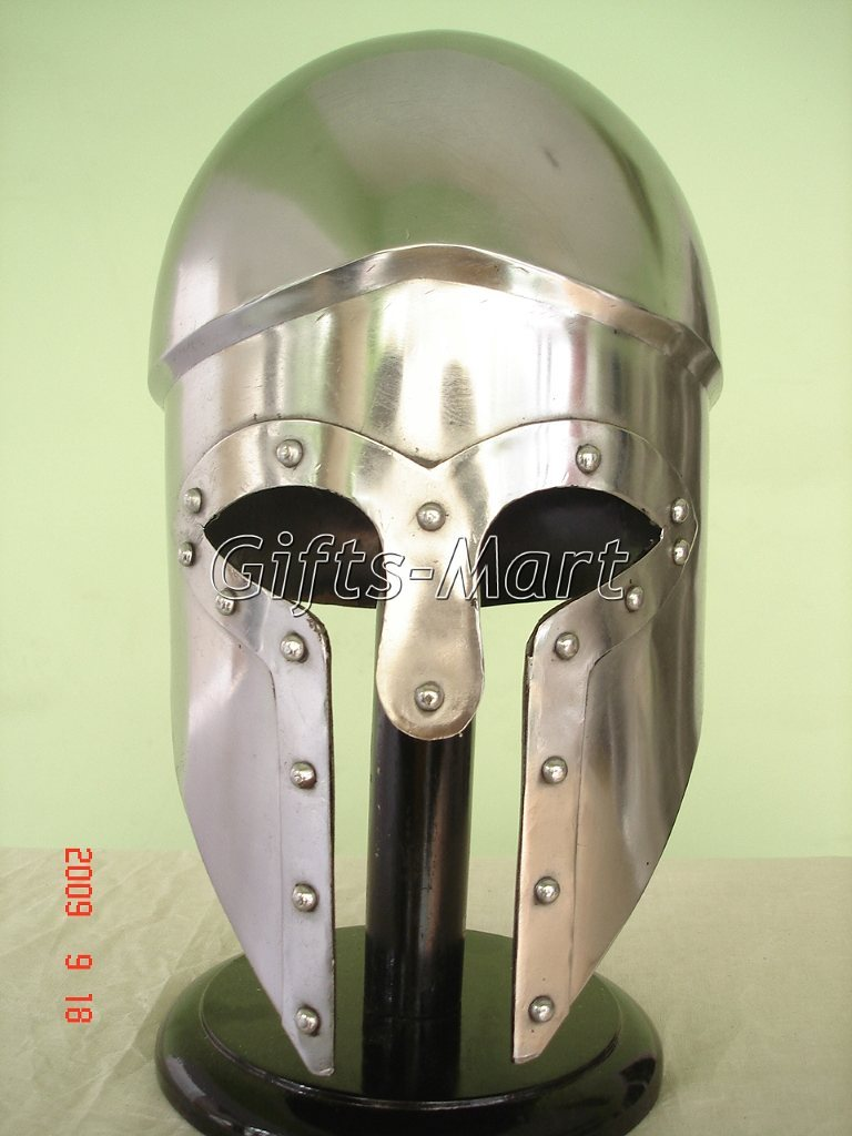 Italo Corinthian Helmet Medieval Roman Greek Reenactment Costume Armor Sca Gift