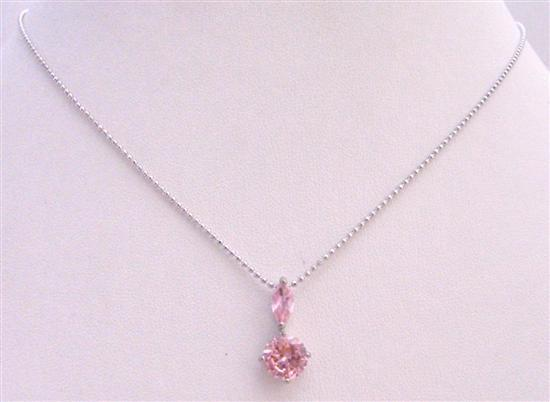 Rose Cute Pendant Necklace Under $5 Jewelry Necklace
