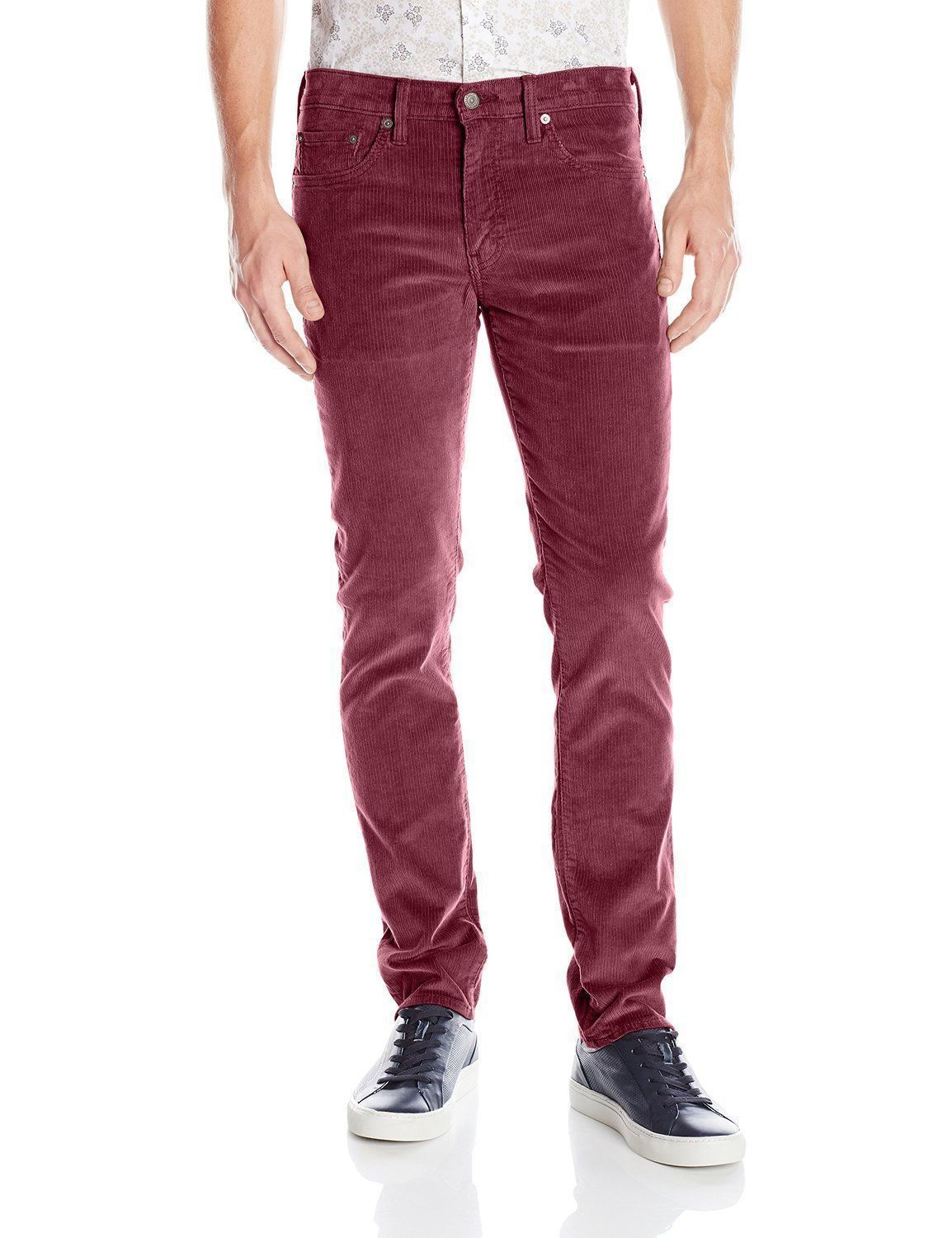 NEW LEVI'S STRAUSS 511 MEN'S ORIGINAL SLIM FIT PREMIUM CORDUROY JEANS 511-1874