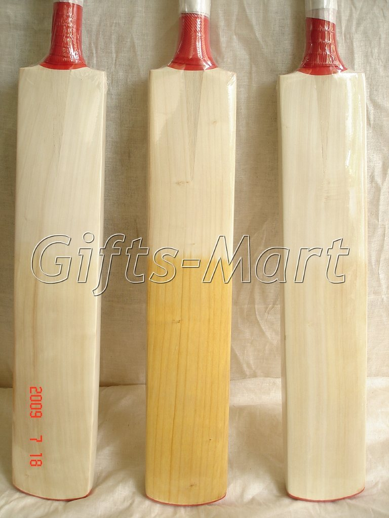 Long Blade Cricket Bat English Willow Custom Hand Made, +Free Cover,ToeGuard,Sht