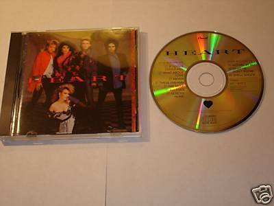 HEART CD             Made in Japan